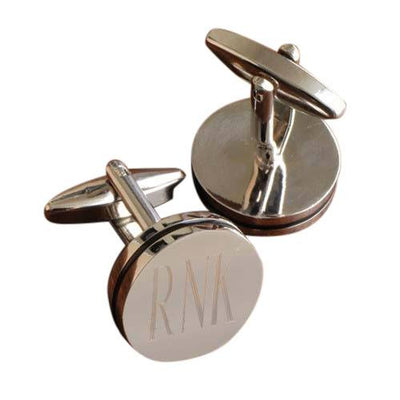 Pin Stripe Cufflinks - Cece & Me - Home and Gifts