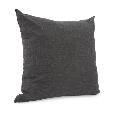 Seascape Pillow ~ Charcoal