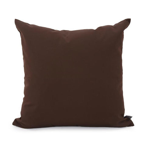 Pillow Outdoor Sunbrella Seascape ~ Chocolate - Cece & Me - Home and Gifts