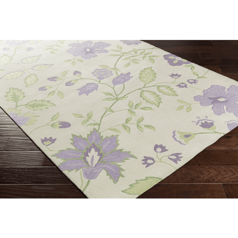 Skidaddle Rug ~ Violet - Cece & Me - Home and Gifts