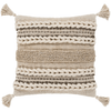 Accretion Pillow ~ Ivory, Taupe, Khaki, Cream - Cece & Me - Home and Gifts