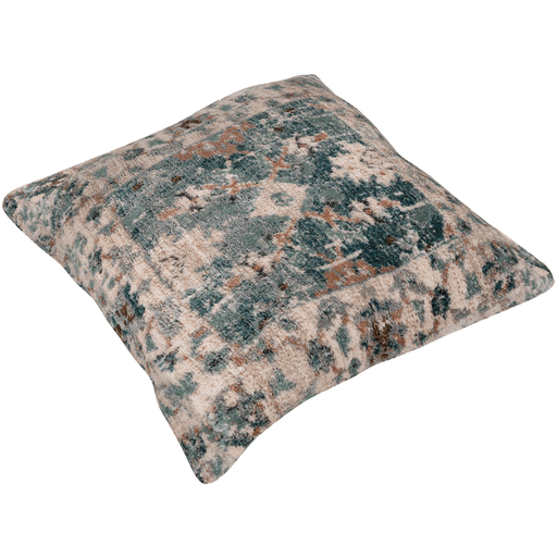 Accretion Pillow - Sage, Teal, Beige, Medium Gray, Camel, Dark Brown, Black