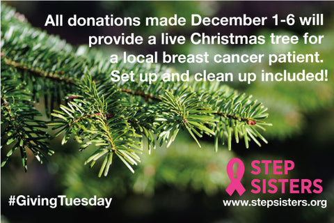 step sisters dc tree delivery washington dc