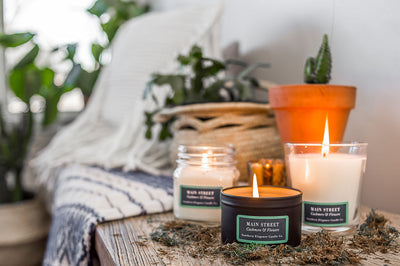 Candle of the Month: Main Street
