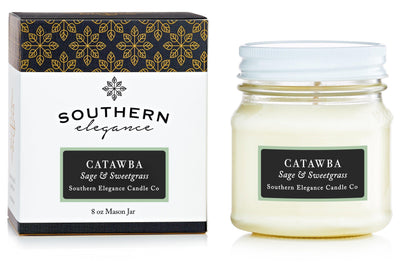 (Destination Collection) Catawba: Sage & Sweetgrass