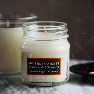 Mason Jar: All Signature Scents Candle Collection (Quick Order)
