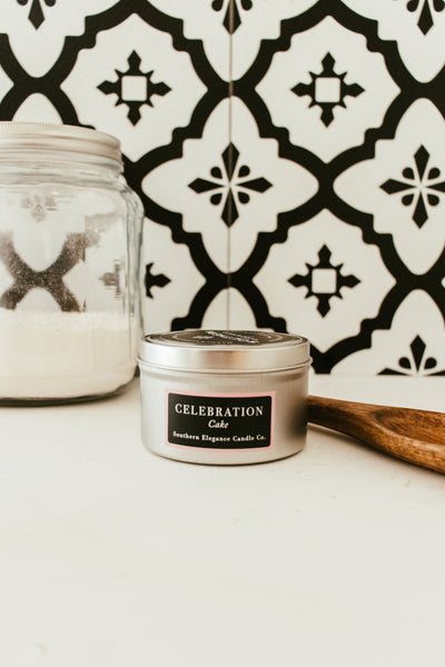 Candle Of the Month: Celebration (Cake Scented Candle)