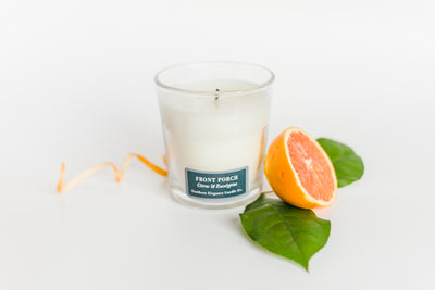 Candle of the Month: Front Porch