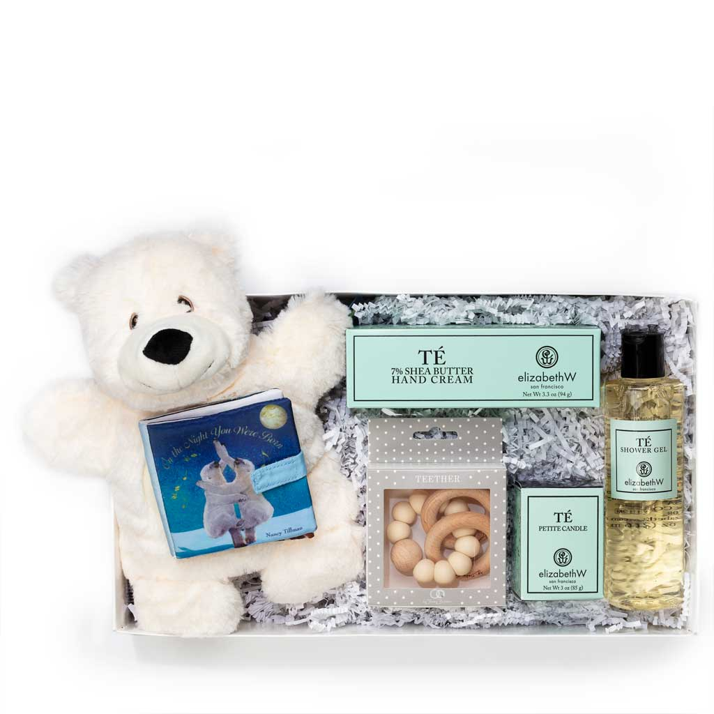 Welcome Little One, But Don't Forget Mommy Gift Set