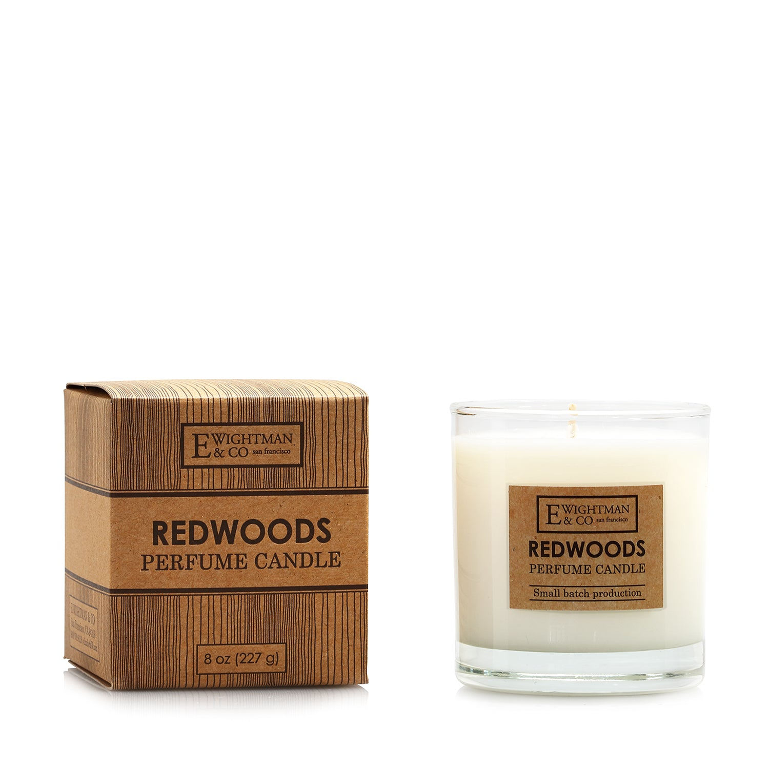 Redwoods Candle