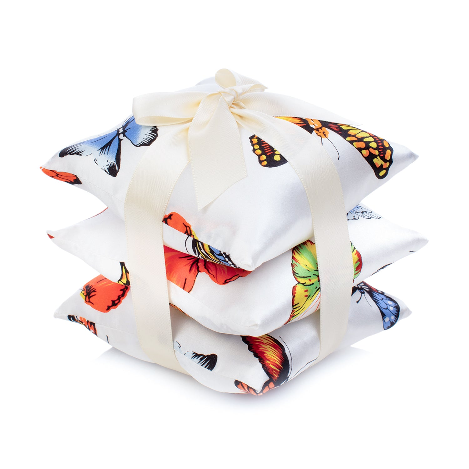 Butterfly Silk Sachet Set