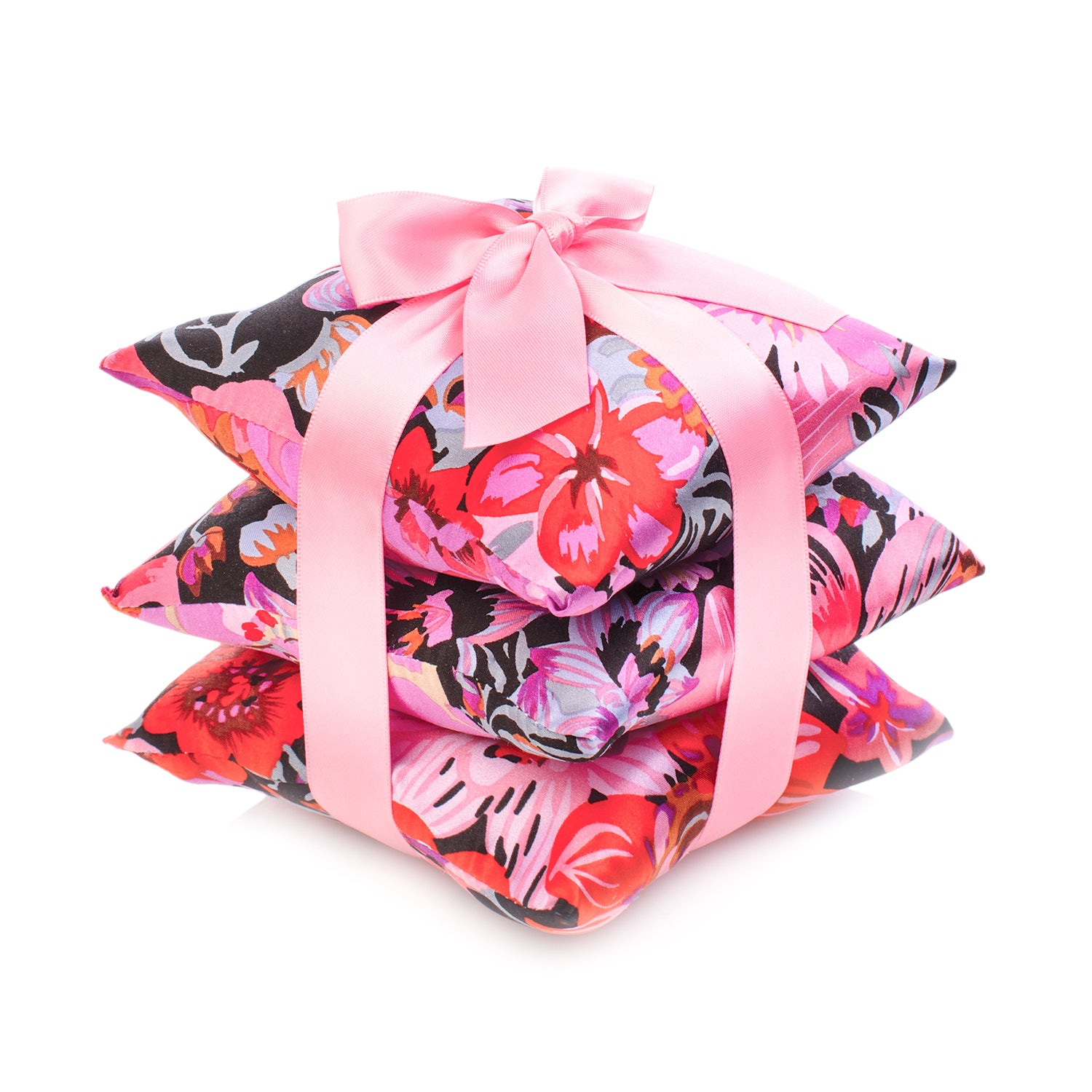 Midnight Garden Silk Sachet Set