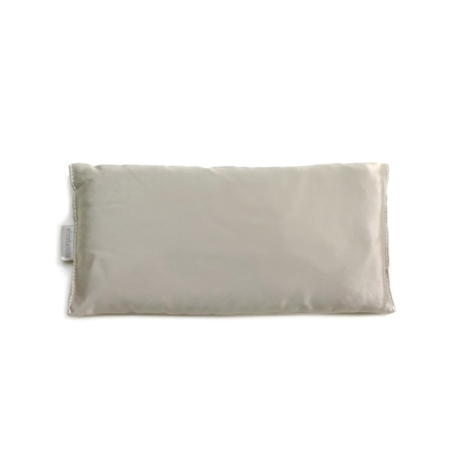 Silver Eye Pillow