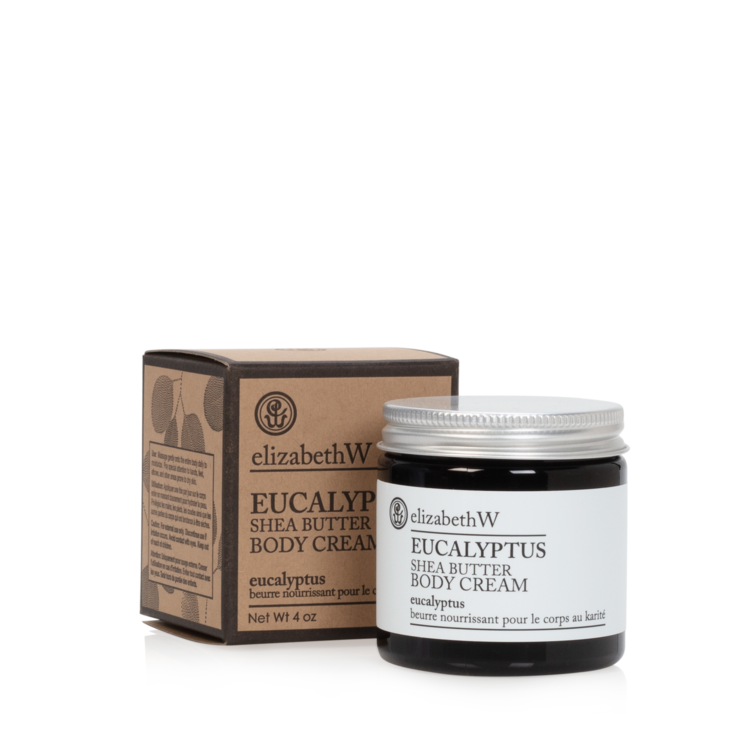 Eucalyptus Body Cream