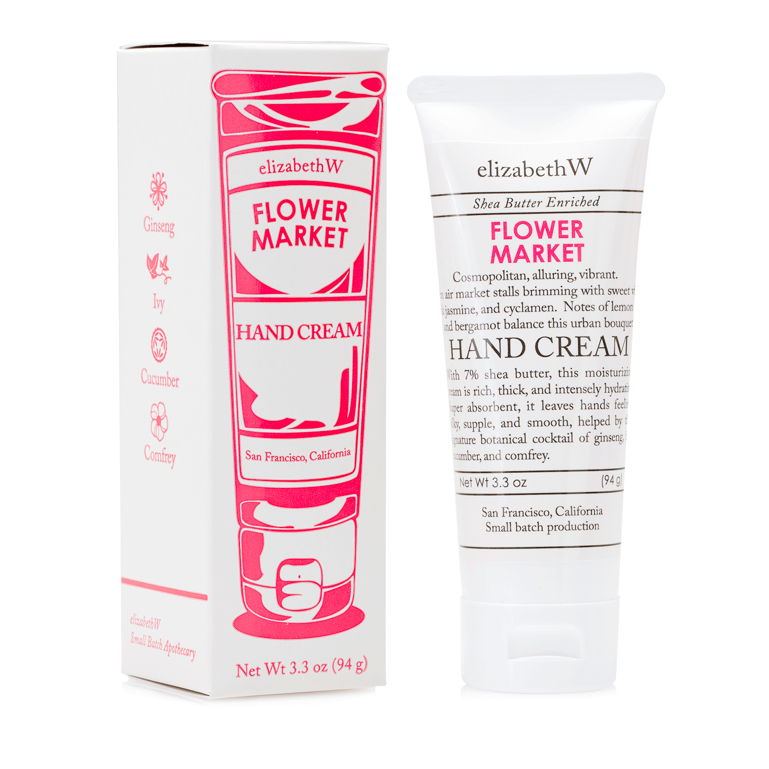 Flower Market Hand Cream