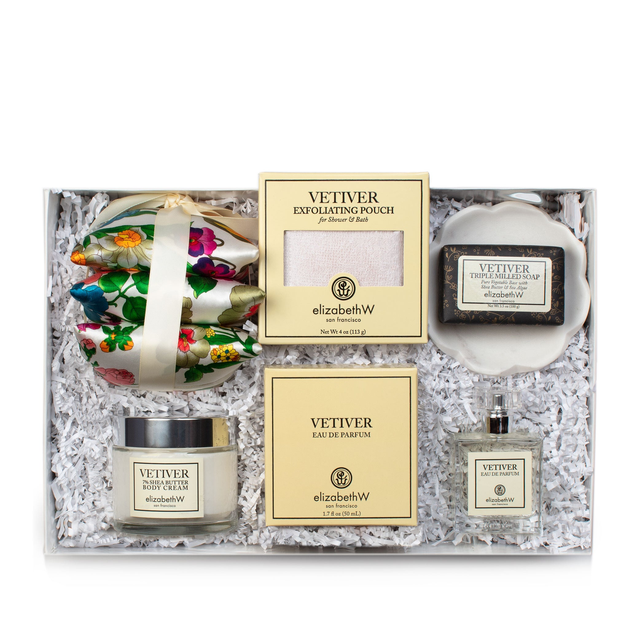 Vetiver - Always a Good Idea Gift Set