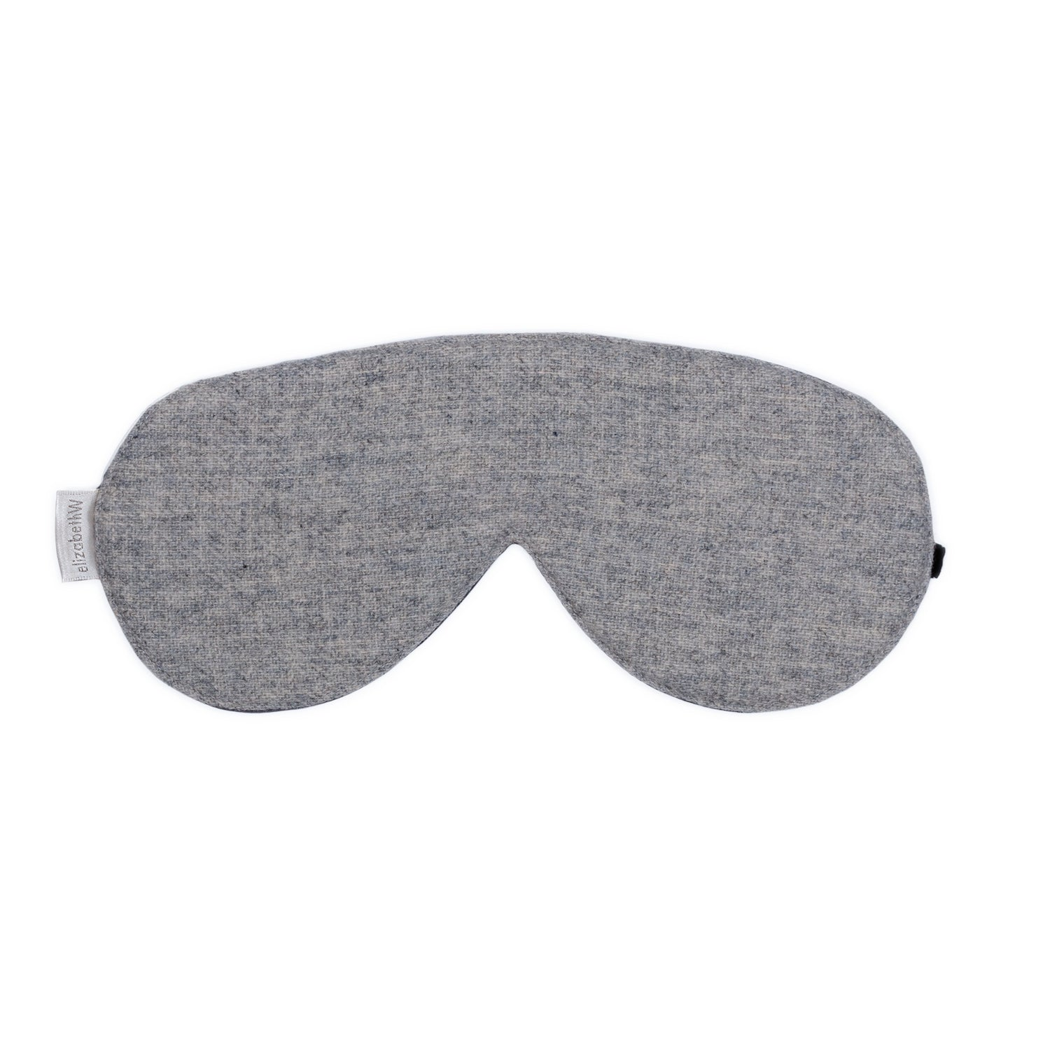Wool - Heather Gray Sleep Mask