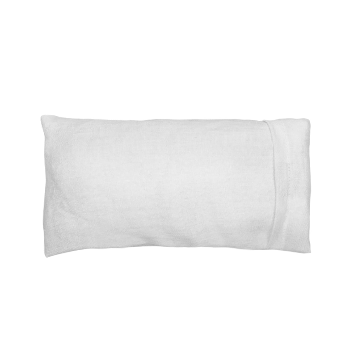 Linen  -  Ivory Eye Pillow
