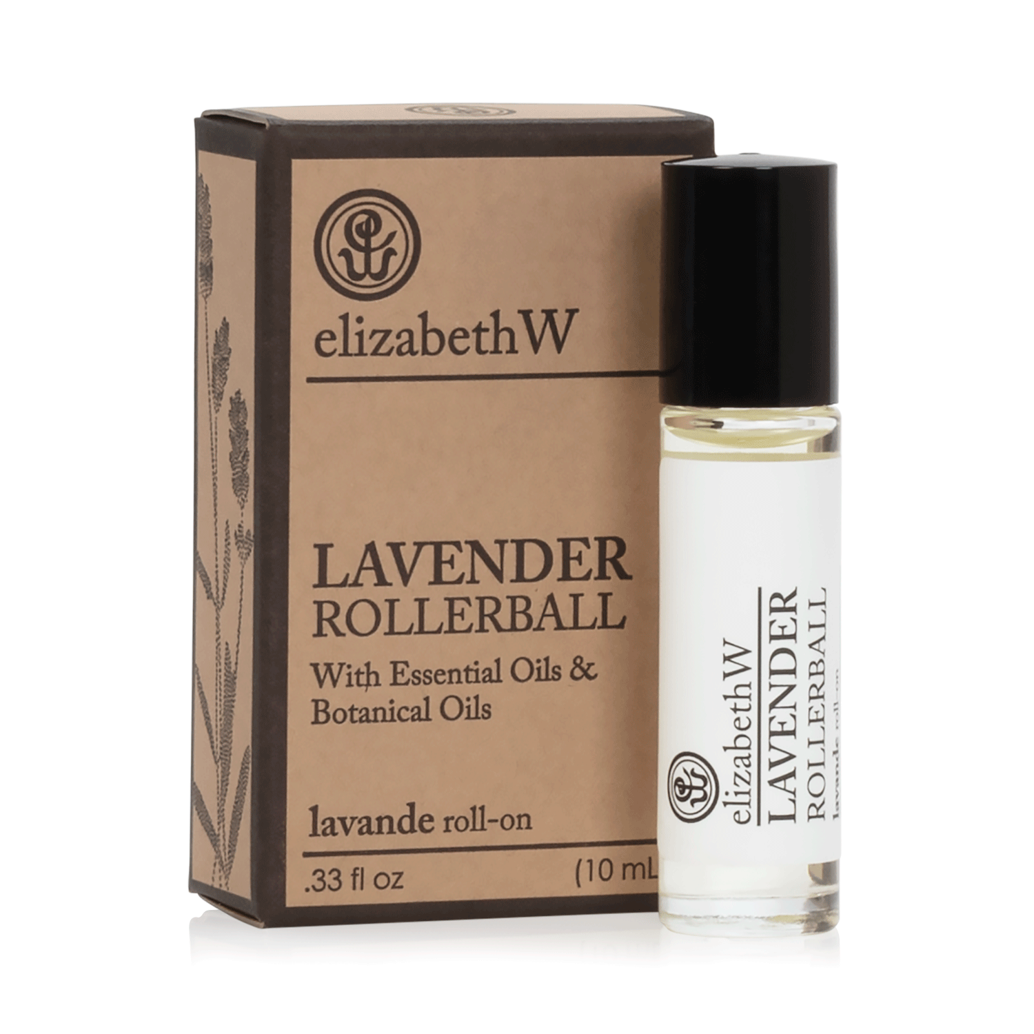 Lavender Perfume Oil Rollerball
