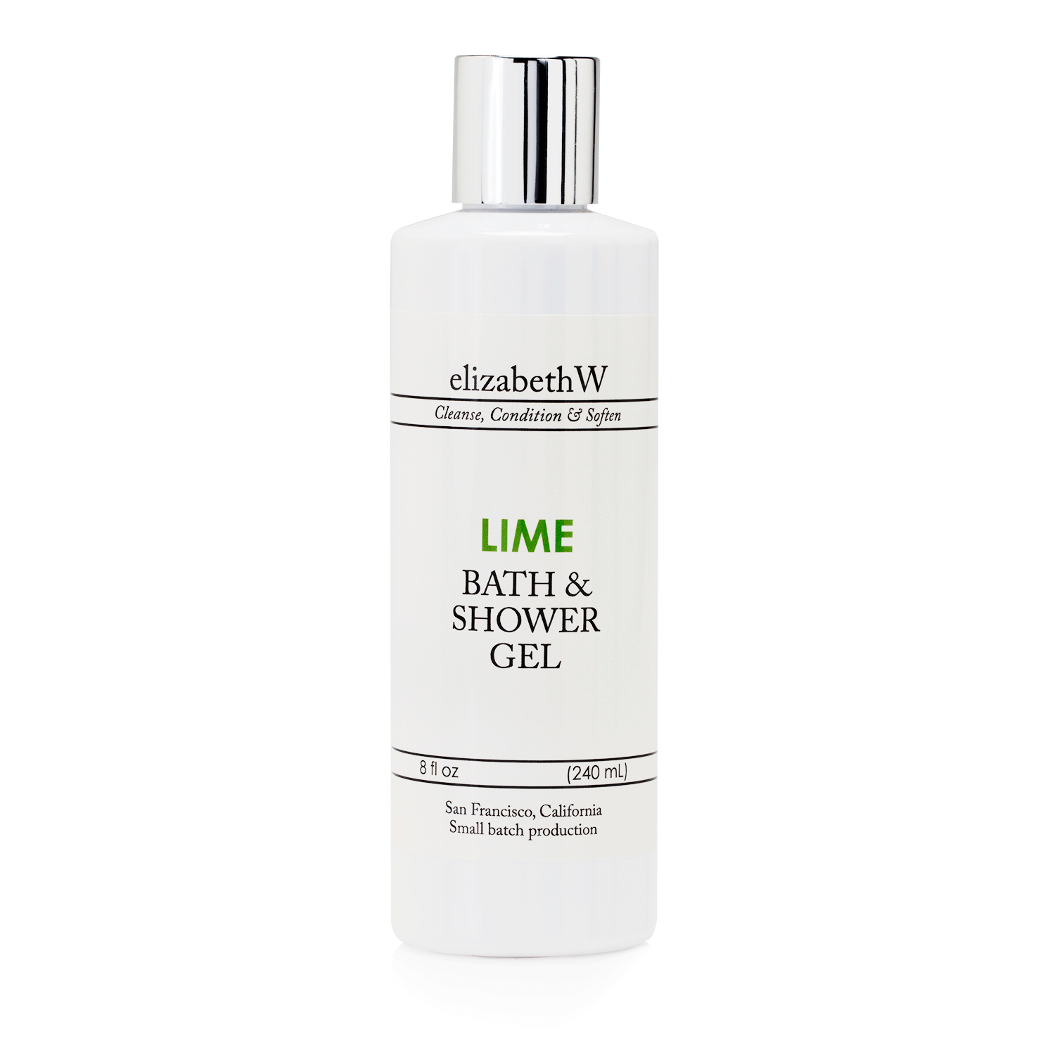 Lime Bath & Shower Gel