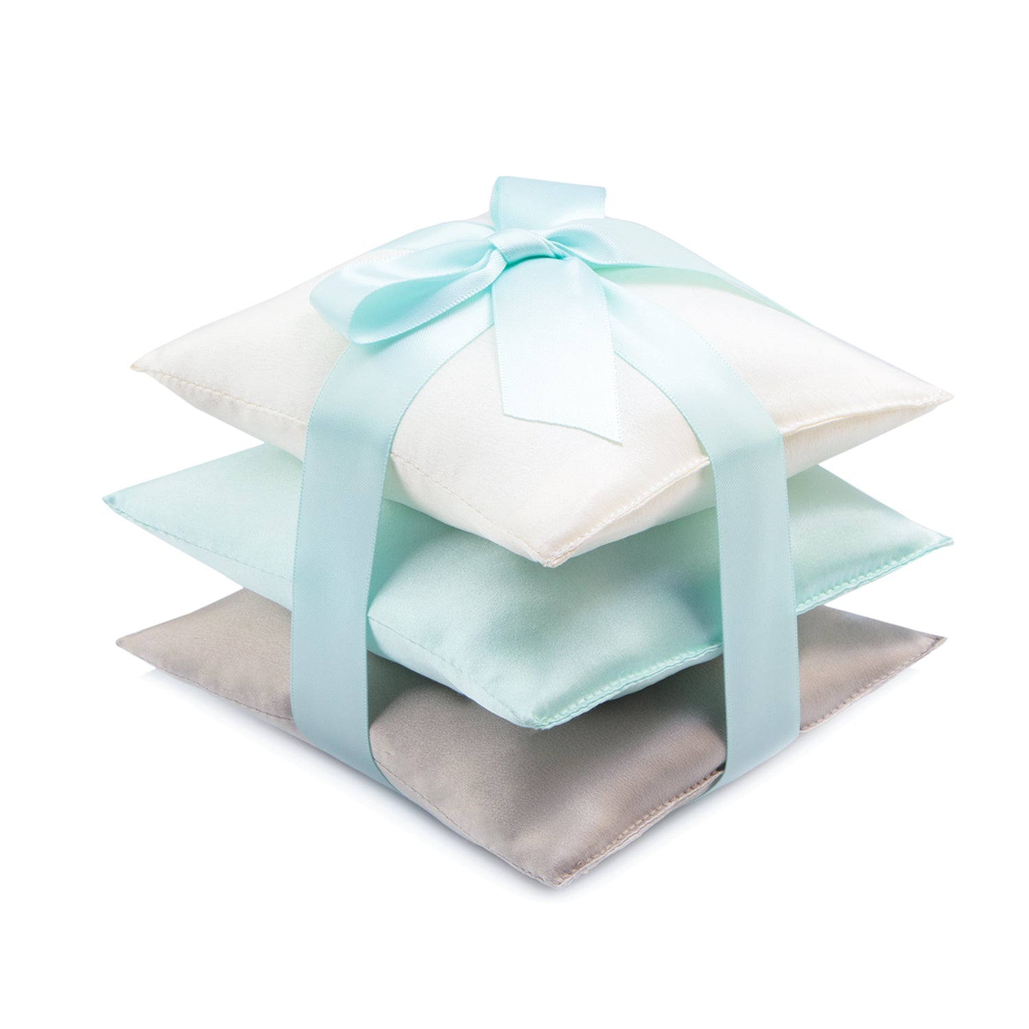 Sea Foam Silk Sachet Set