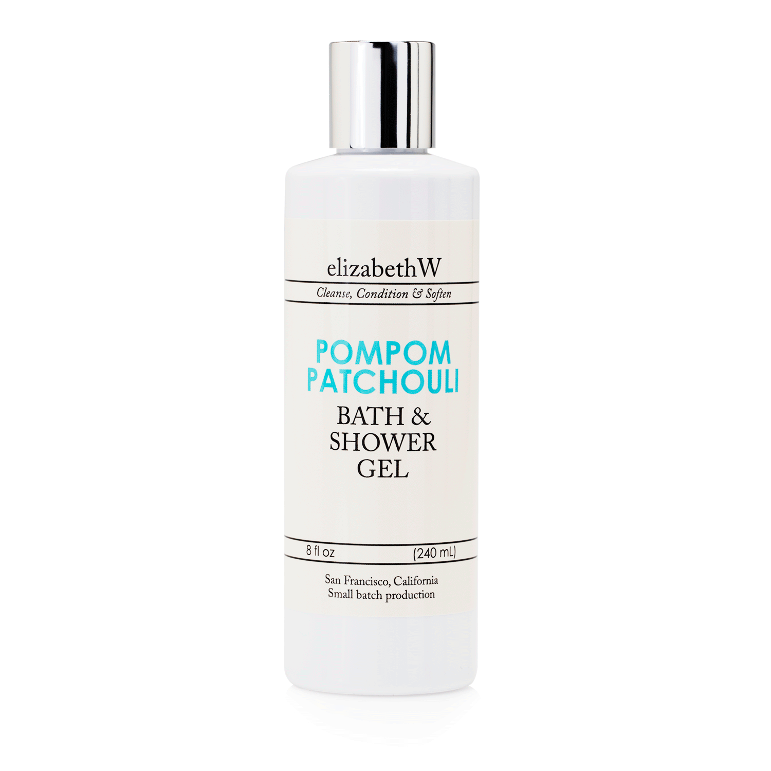 Pompom Patchouli Bath & Shower Gel