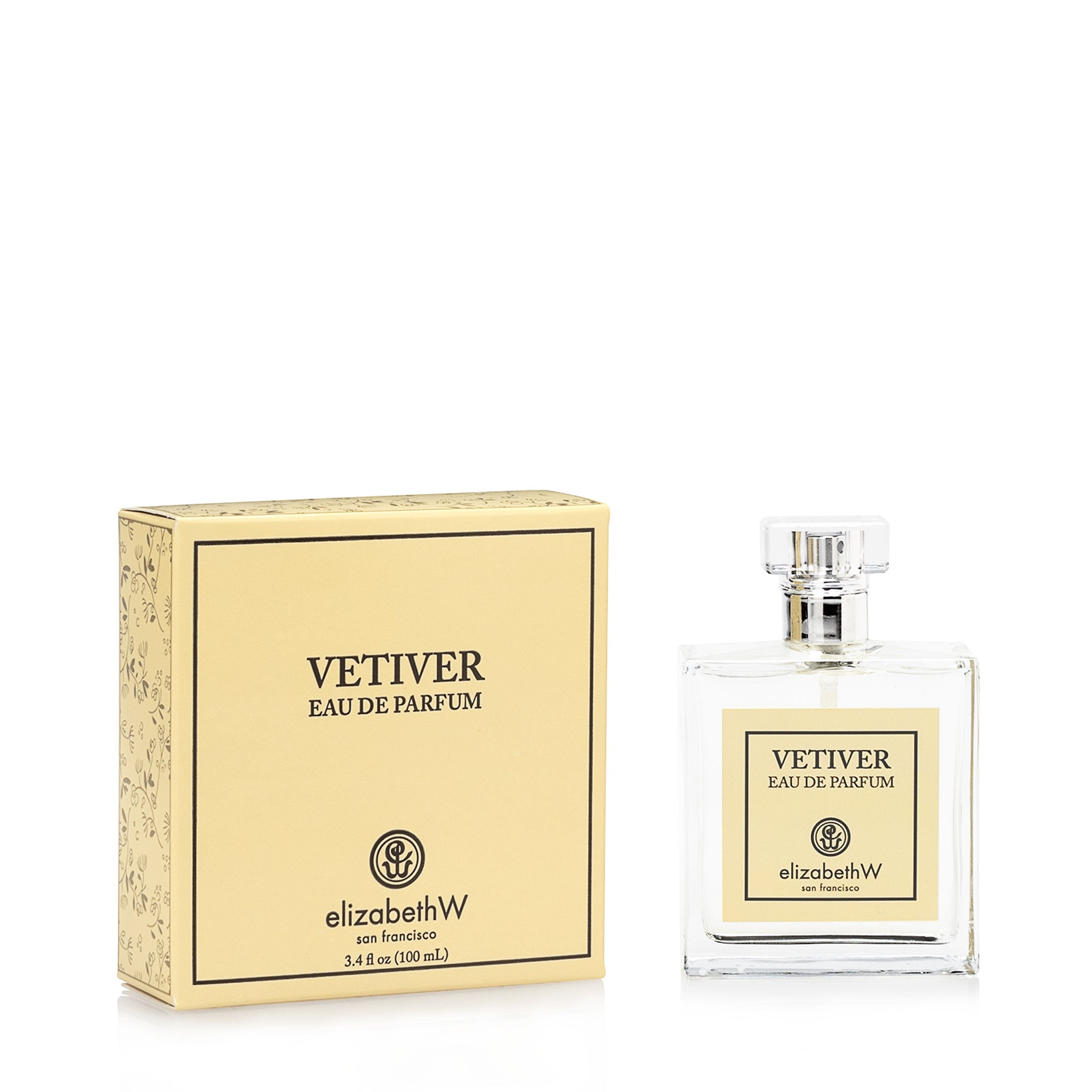Vetiver Eau de Parfum-Large