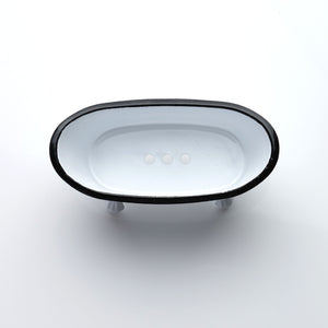 Metal Tub Soap Dish
