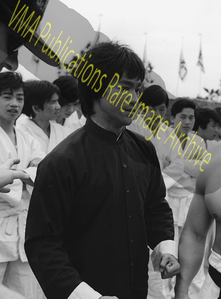 Bruce Lee rare archival photographs