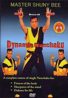 Dynamic Nunchaku by Master Shuny Bee, Vol. 1