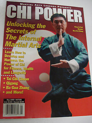 5/1999 Martial Arts Legends Presents CHI POWER with Doc-Fai Wong - Valley Martial Arts Supply