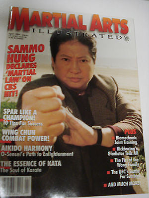 4/1999 Martial Arts Illustrated SAMMO HUNG