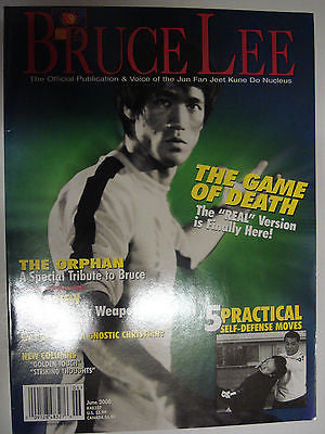 Bruce Lee: The Official Publication & Voice of the Jun Fan JKD Nucleus June 2000