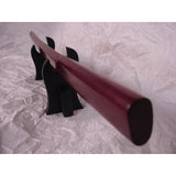 African Purpleheart Bokken - Valley Martial Arts Supply