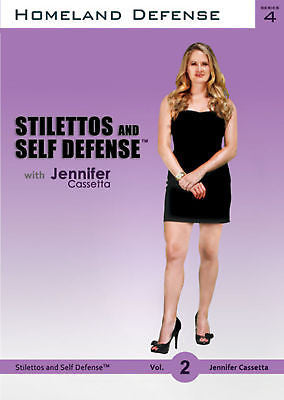 Stilettos and  Self Defense - Homeland Defense Series 4 - Valley Martial Arts Supply