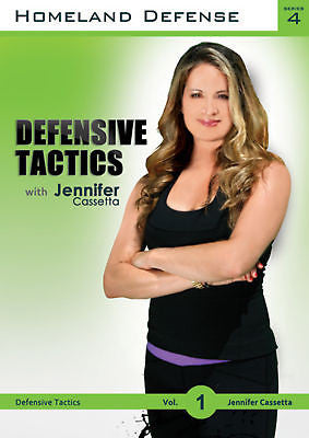 Defensive Tactics - Homeland Defense Series 4 DVD - Valley Martial Arts Supply
