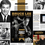 Bruce Lee Taky Kimura 95th Birthday Commemorative Edition - Poster Magazine #1
