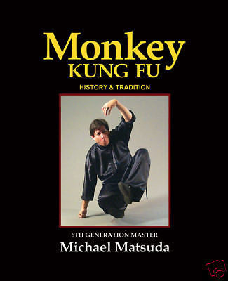 Monkey Kung Fu - History & Tradition