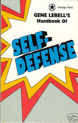 Gene LeBell's Handbook of Self-Defense - Valley Martial Arts Supply