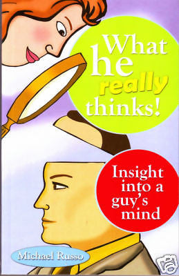 What He Really Thinks!  Insight Into A Guy's Mind - Valley Martial Arts Supply