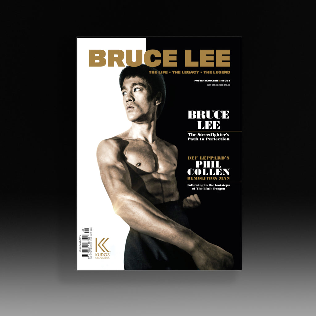 Bruce Lee: The Life, The Legacy, The Legend Poster Magazine - Issue 2