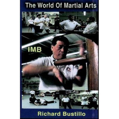Richard Bustillo - Interview at IMB Studio 1990's DVD - Valley Martial Arts Supply