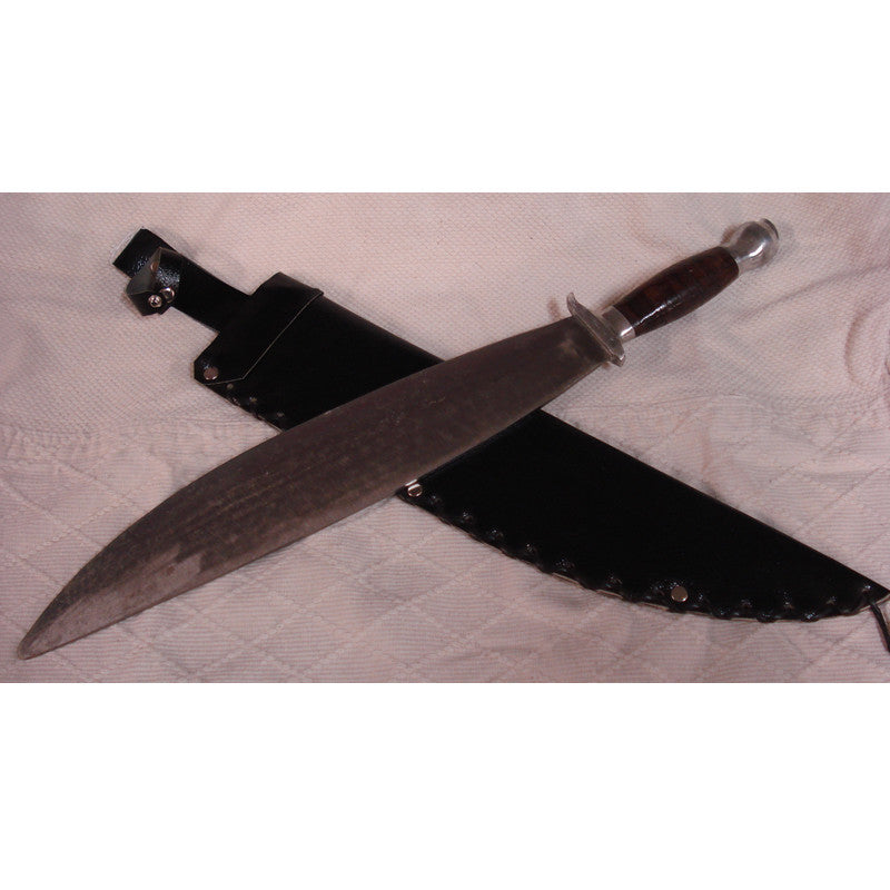 Barong Steel Training Sword - Valley Martial Arts Supply