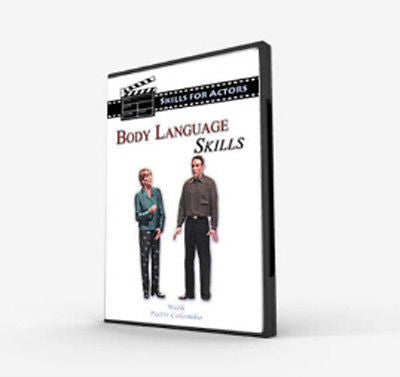 Body Language Skills for Actors DVD - Valley Martial Arts Supply