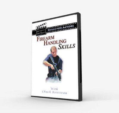 Firearm Handling Skills for Actors DVD - Valley Martial Arts Supply