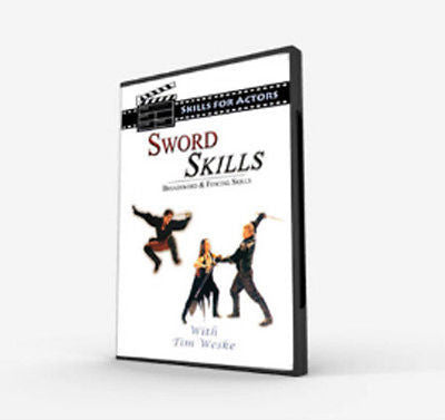 Sword  Skills - Broadsword & Fencing Skills for Actors - Valley Martial Arts Supply