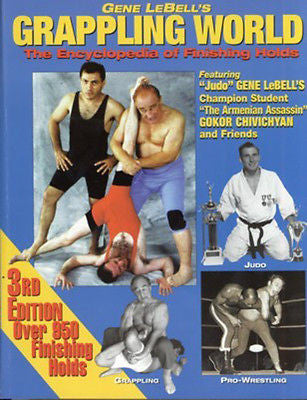 The Encyclopedia of Finishing Holds 3rd Edition - Valley Martial Arts Supply