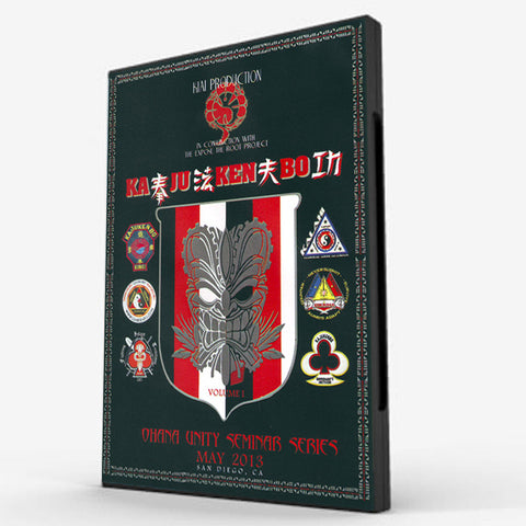KaJuKenBo Instructional Seminar Vol. 1 DVD - Valley Martial Arts Supply