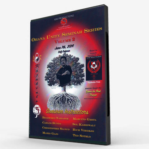 KaJuKenBo Instructional Seminar Vol. 2 DVD - Valley Martial Arts Supply