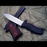Mad Dog SEAL ATAK knife right side